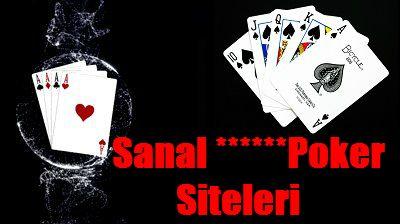 Poker; şansa, akla ve stratejiye dayalı, iskambil kağıtları ile oynanan bir oyundur. Pokerin iskambil kağıtları ile oynanan en yaygın oyunların başında geldiğini de söyleyebiliriz. Elbette her zaman bu oyunu oynayacak ortamı, maddi imkanı veya arkadaşları hazır olarak elde etmek mümkün olmuyor. Tam bu sırada sanal poker siteleri imdadımıza yetişiyor.