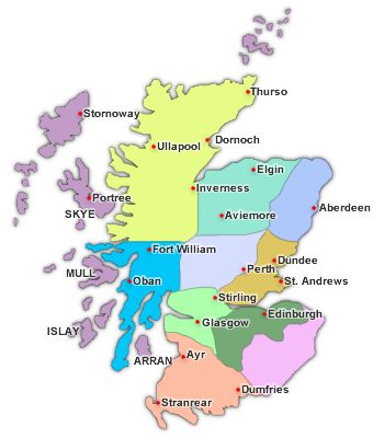 scottland  | ... holiday cottages and self-catering vacation accommodation Scotland UK