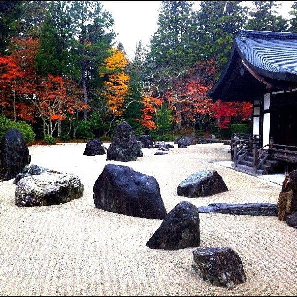 #autumn #fall #Kongobuji #Koyasan #Wakayama #Japan #Japanesegarden #karesansui #枯山水                                                                                                                                                                                 More
