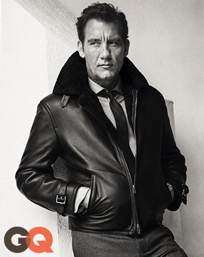No bells, no whistles, chasing trends is a young man's game. Clive Owen owns his style.