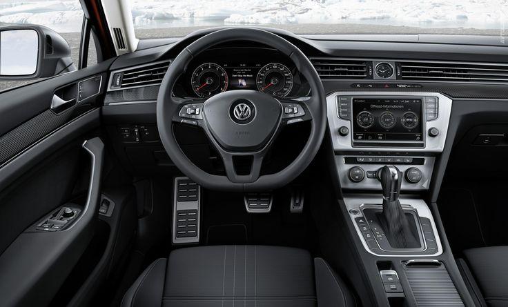 2015 Volkswagen Passat Alltrack  #Volkswagen_Passat #Segment_D #German_brands #Volkswagen #Geneva_International_Motor_Show_2015 #2015MY #Serial #Volkswagen_Passat_Alltrack #Volkswagen_Passat_Variant #4Motion #Haldex