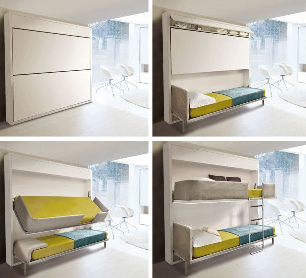 Lollisoft In Bunk Beds - pictures, photos, images