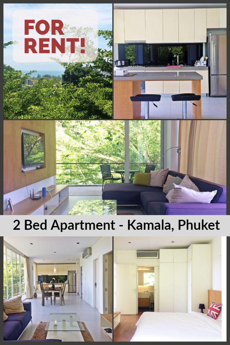 Apartment for rent in Phuket, Fully furnish, Ready to move