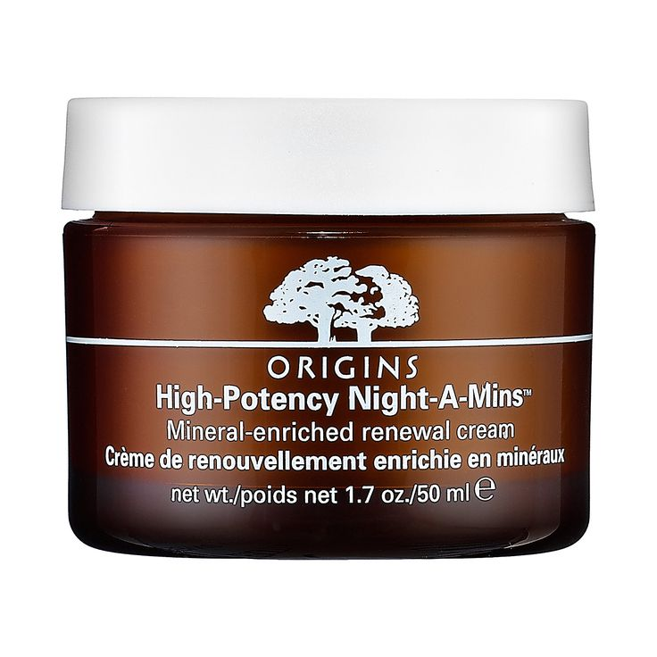 High Potency Night-A-Mins™ Mineral-Enriched Renewal Cream - Origins | Sephora