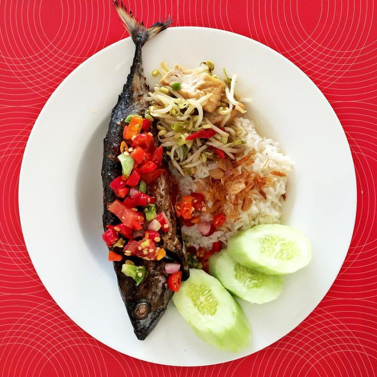 My addictions to Life • Always Love Indonesian Food - my lunch menu today...