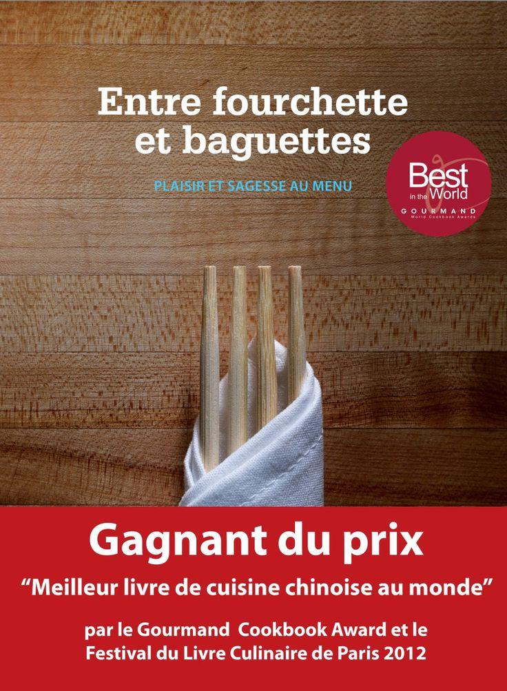 Les micro-nouvelles de Cuisine du Québec.com Montérégie 16 mars 2012 Le livreEntre fourchette et baguettespublié aux éditions Li Shi Zhen a remporté le premier prix du Meilleur livre de Cuisine ...