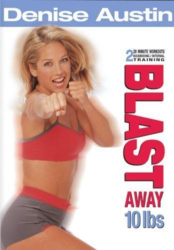 Denise Austin: Blast Away 10 Lbs. by Lions Gate - http://moviesandcomics.com/index.php/2017/05/30/denise-austin-blast-away-10-lbs-by-lions-gate/