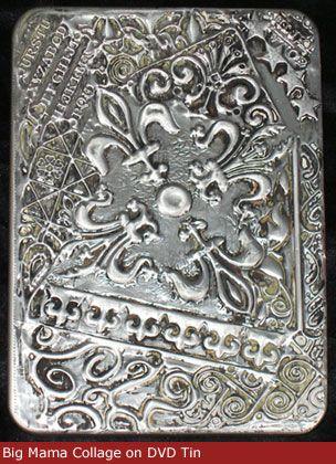 Metal collage