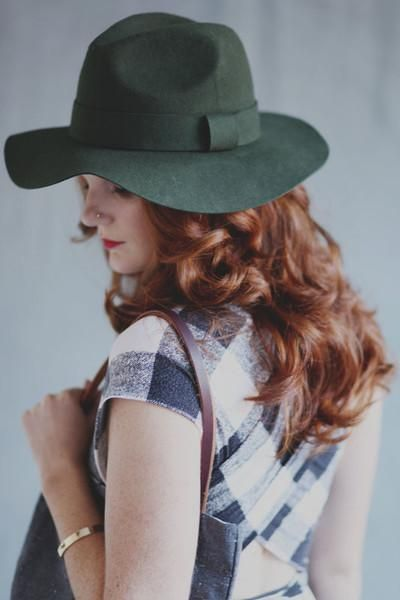 Woodland Wide Brim Hat