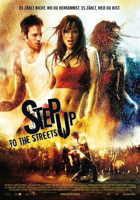 Poster zum Film: Step Up to the Streets