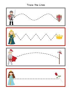 Material per treballar Sant Jordi (imprimir).