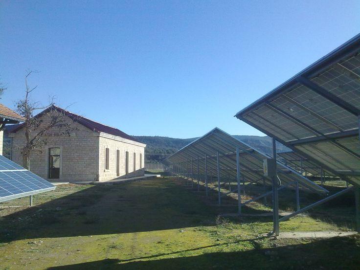 Energía verde en Castilla La Mancha