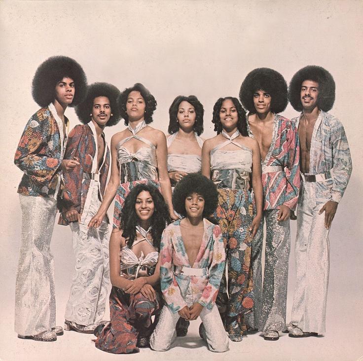 The Sylvers 70s fashion style Art Pinterest The o'jays