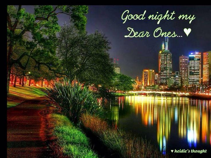 Good night nature hd pic - Good night nature pic ...