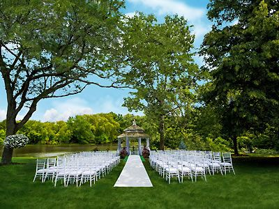 Wandering Tree Estate Wedding Garden Weddings Chicago Area Venue North Barrington 60010