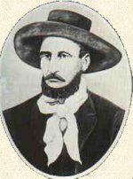 Piet Retief - a Voortrekker leader. When Retief prepared to meet with Dingane, Gert Maritz, offered to go in Retief's place and said bluntly to Retief 'I say to you, none of you will return'. 67 men and 3 youths (incl. Retief's 14 year old son) & 30 servants started the journey with the cattle to Umgungundlovu.