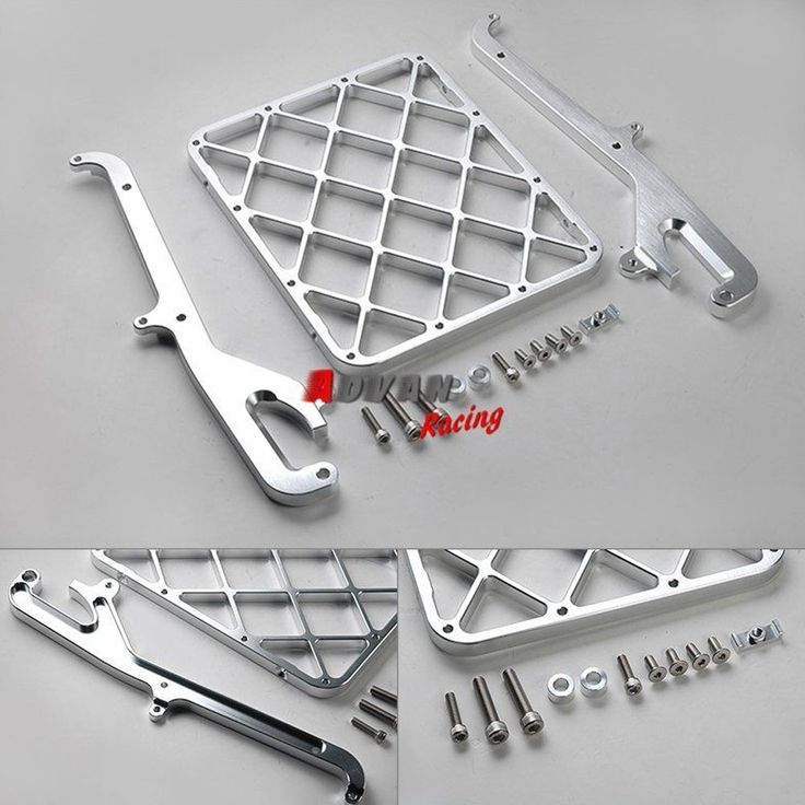 (180.14$)  Know more - http://ai1b3.worlditems.win/all/product.php?id=32789194456 - FREE SHIPPING Pro Moto Billet Rear Cargo Rack fit for Yamaha WR250F WR450F 2007-2013