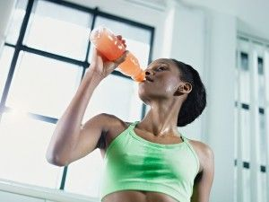 Every athlete knows only too well how much dedication and sweat they need ….. and possibly a few bottles of sports drinks! But do those really help training and improve performance for the average athlete?