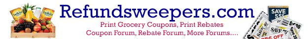 Grocery Coupons, Rebates, Print Coupons, Coupon Forum