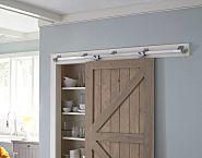 New Sliding Door System Makes Small House Design Easier