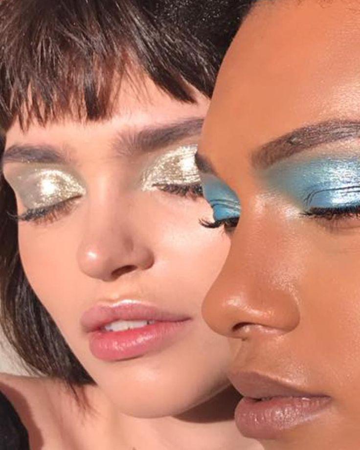 Bright makeup, makeup inspo