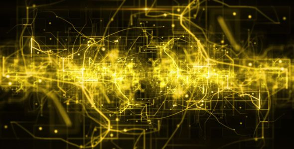 Lines Technology Yellow Background #Abstract, #AcV26, #Background, #Communication, #Cyber, #Digital, #Electronic, #Energy, #Flight, #Lines, #Network, #Power, #SciFi, #Smooth, #Space, #Technology http://goo.gl/gcEuja
