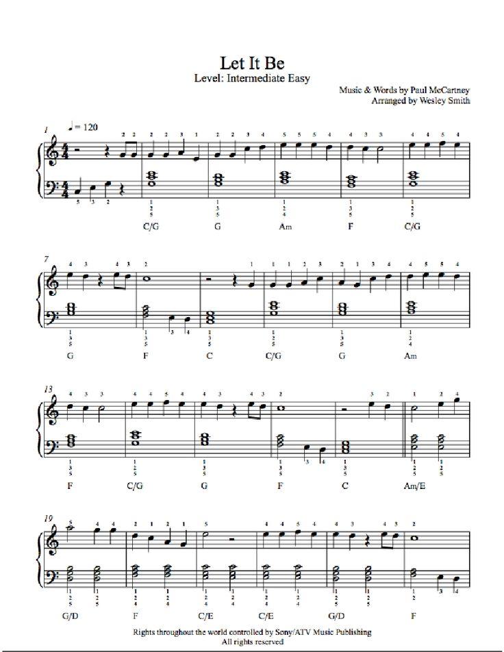 THE BEATLES chords | E-Chords.com