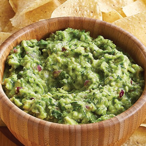 Cucumber-Dill Guacamole | The Pampered Chef® - I tried guacamole with dill in VT, it tasted like avocado tzatziki, and I want to re-create it.