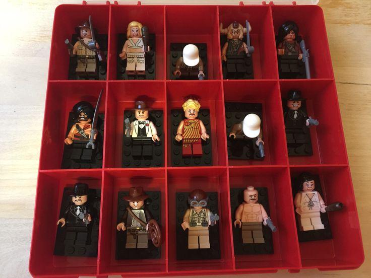 Cabikura lego indiana jones collection