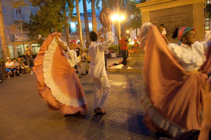Colombia es su baile. ¡Viva la cumbia!
