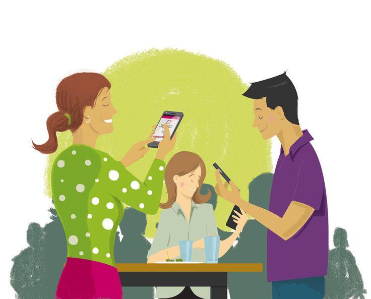 Próximamente, con LABORAL Kutxa Pay también podrás mandar y recibir dinero en grupo