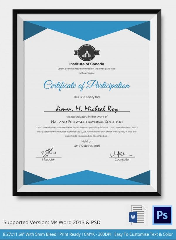 Formal-Meeting-Participation-Certificate-Template1.jpg (600×815)