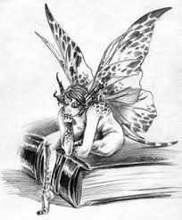 Tatouage d 39 elfe recherche google tatoo pinterest - Fee clochette assise ...
