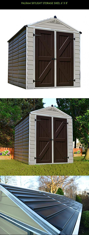 Palram skylight storage shed 6 x 8 fpv racing technology