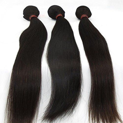 Best 25 cheap hair extensions ideas on pinterest crochet hair lanova beauty girls 3pcslot best hair extensions peruvian straight weft hair extensions size pmusecretfo Images