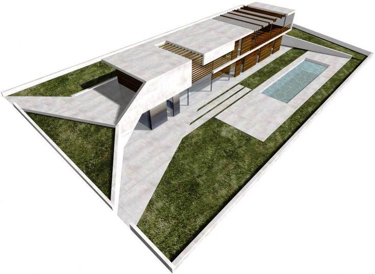 Accesos arquitectura buscar con google referentes for Arquitectura minimalista casas
