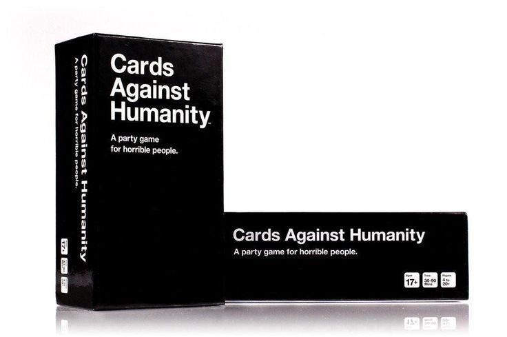 Cards Against Humanity & Extension Packs - GoGetGlam http://www.giftideascorner.com/white-elephant-gift