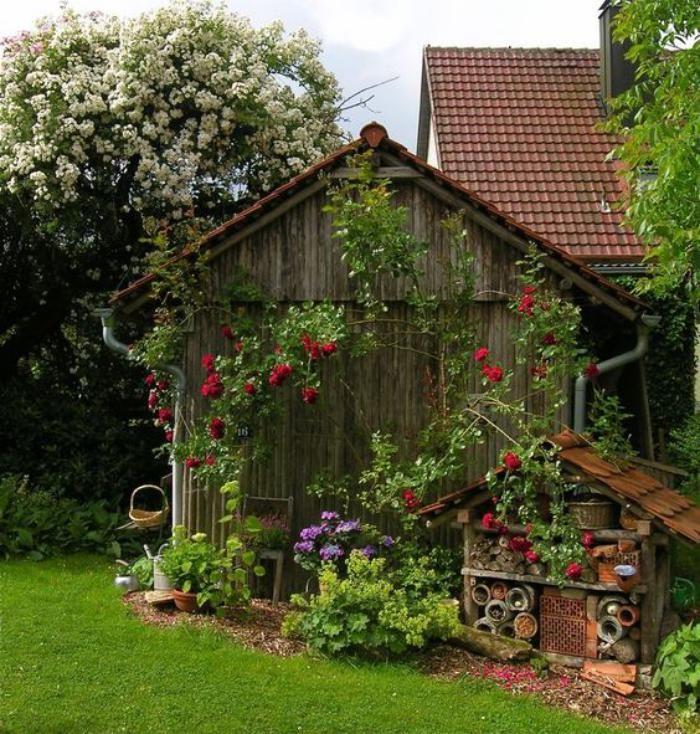 260 best DECORATION pour JARDIN images on Pinterest | Gardening ...