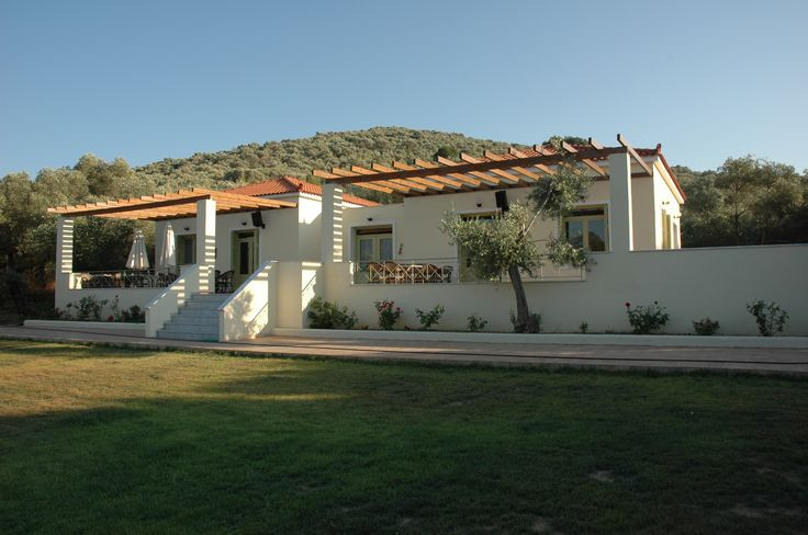 View of the building(Gera's Olive Grove ESTATE)
