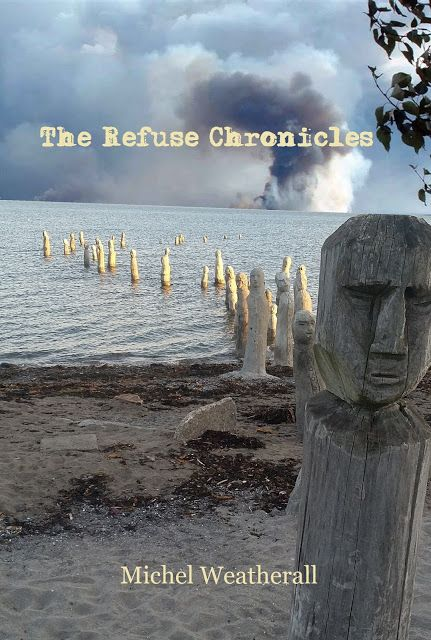 Broken Keys Publishing: The Refuse Chronicles' Cover Preview