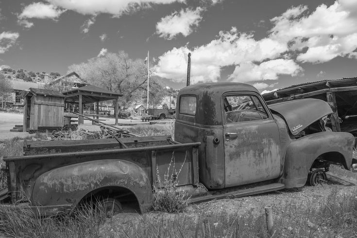 https://flic.kr/p/VmE4nc | Belmont Ghost Town 24 | Near Tonopah, Nevada. Population: 9 in the winter  13 in the summer.  May 2017