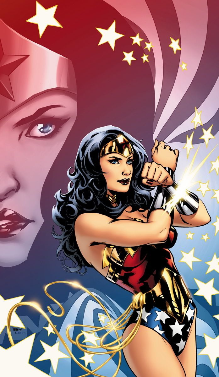 SENSATION COMICS FEATURING WONDER WOMAN #12 Written by DEREK FRIDOLFS and MATTHEW K. MANNING Art by TOM FOWLER, GEORGES JEANTY and KARL STORY Cover by EMANUELA LUPACCHINO