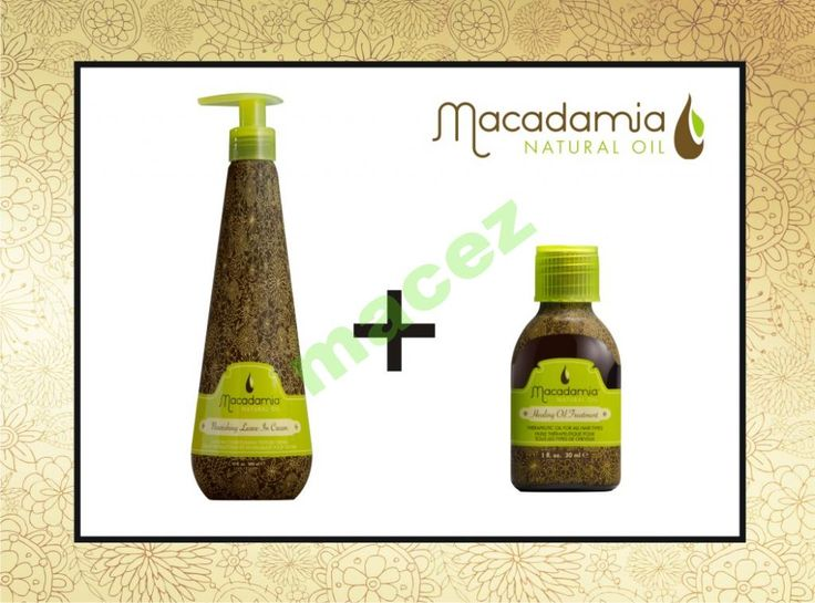 Macadamia Nourishing Leave-in Cream   gratis