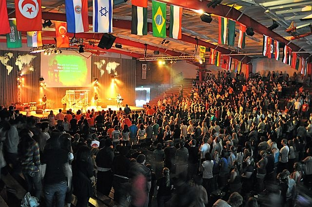 Missions Conference is one of the largest annual events on campus, convening hundreds of missionaries, students and Christian leaders for three days each Spring.: Student, Christian Leader
