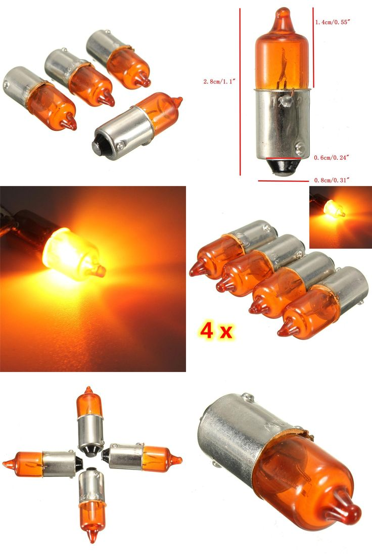 [Visit to Buy] 12v 23w Amber Universal Auto Car Motorcycle Motorbike Scooter Mini Miniature Indicator Light Bulbs #Advertisement