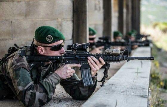2 Regiment Etrangere