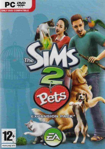Sims  Cats And Dogs Eb Games