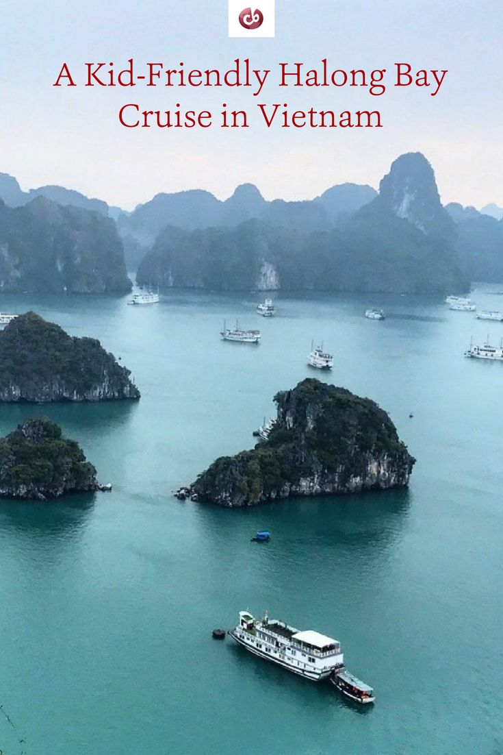 Found: A Great Halong Bay Cruise in Vietnam with Kids