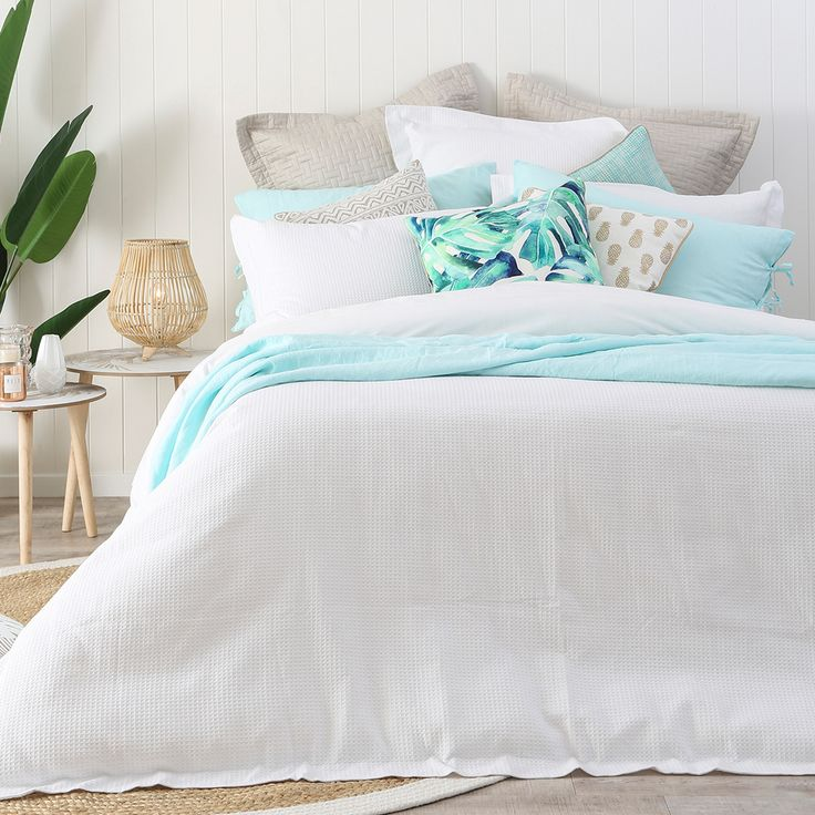 Sorrento Quilt Cover Set - www.pillowtalk.com.au