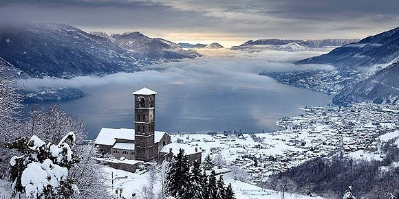 Lake Como, Lombardy, ItalyComo Lakes, Dreams Places, Favorite Places, Lakes Como In Winter, Lake Como, Lakes Comobellagio, Lombardy Italy, Spotlight, Travel Photography